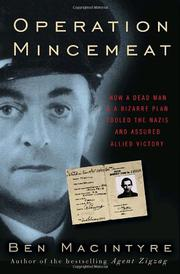 Book Cover for OPERATION MINCEMEAT