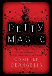 Book Cover for PETTY MAGIC