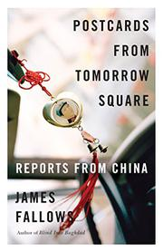 Book Cover for POSTCARDS FROM TOMORROW SQUARE