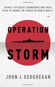 Cover art for OPERATION STORM