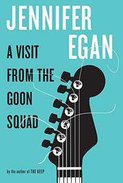 Book Cover for A VISIT FROM THE GOON SQUAD