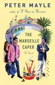 Cover art for THE MARSEILLE CAPER