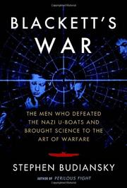 Book Cover for BLACKETT'S WAR
