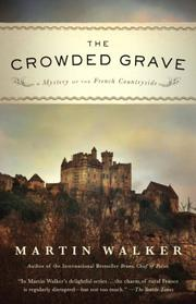 Book Cover for THE CROWDED GRAVE