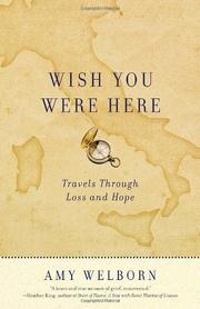 Cover art for WISH YOU WERE HERE