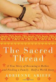 Cover art for THE SACRED THREAD