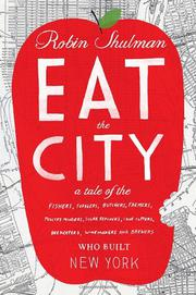 Book Cover for EAT THE CITY