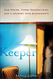 Cover art for KEEPER