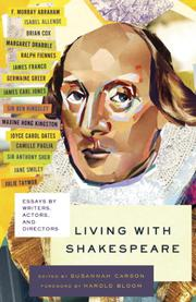 Book Cover for LIVING WITH SHAKESPEARE