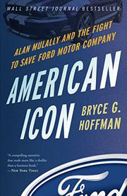 Cover art for AMERICAN ICON