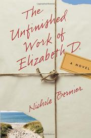Cover art for THE UNFINISHED WORK OF ELIZABETH D.
