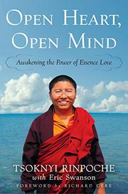 Book Cover for OPEN HEART, OPEN MIND