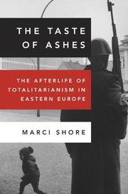 Cover art for THE TASTE OF ASHES