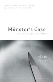 Book Cover for MÜNSTER'S CASE