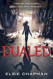 Cover art for DUALED
