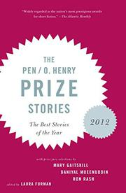 Cover art for THE PEN/O. HENRY PRIZE STORIES 2012