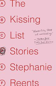 Cover art for THE KISSING LIST