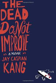 Cover art for THE DEAD DO NOT IMPROVE