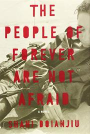Cover art for THE PEOPLE OF FOREVER ARE NOT AFRAID