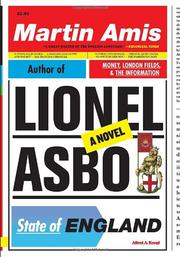 Book Cover for LIONEL ASBO
