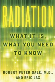 Book Cover for RADIATION