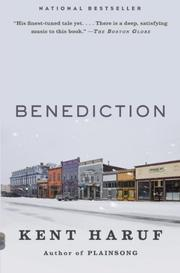 Book Cover for BENEDICTION