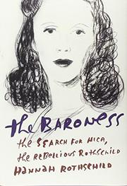 Book Cover for THE BARONESS