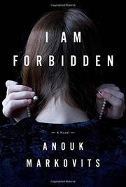 Cover art for I AM FORBIDDEN