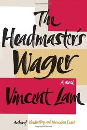 Cover art for THE HEADMASTER'S WAGER