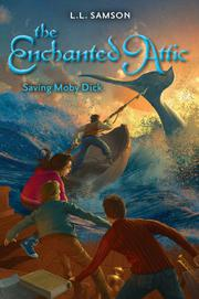 Cover art for SAVING MOBY DICK
