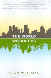 Cover art for THE WORLD WITHOUT US