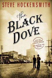 Cover art for THE BLACK DOVE