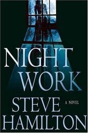 Cover art for NIGHT WORK