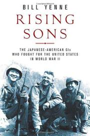 Cover art for RISING SONS