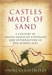 Cover art for CASTLES MADE OF SAND