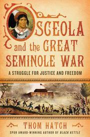 Cover art for OSCEOLA AND THE GREAT SEMINOLE WAR