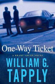 Cover art for ONE-WAY TICKET