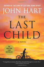Cover art for THE LAST CHILD