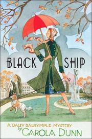 Book Cover for BLACK SHIP