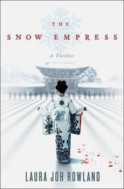 Cover art for THE SNOW EMPRESS