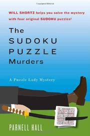 Cover art for THE SUDOKU PUZZLE MURDERS