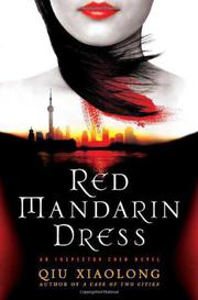 Cover art for RED MANDARIN DRESS