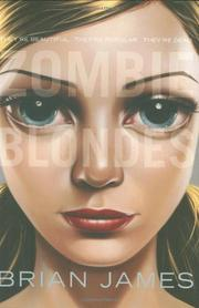 Cover art for ZOMBIE BLONDES