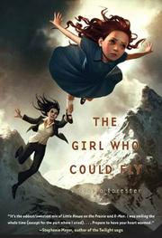 Cover art for THE GIRL WHO COULD FLY