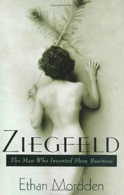 Cover art for ZIEGFELD