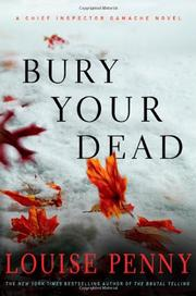 Book Cover for BURY YOUR DEAD