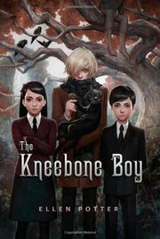 Cover art for THE KNEEBONE BOY