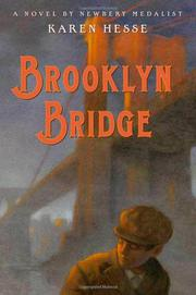 Book Cover for BROOKLYN BRIDGE