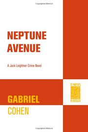Cover art for NEPTUNE AVENUE