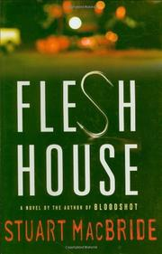 Cover art for FLESH HOUSE